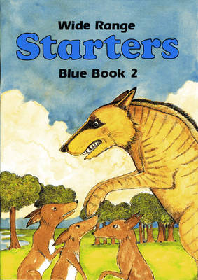 Wide Range Reader Blue Starter Book by Phyllis Flowerdew