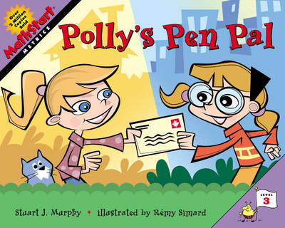 Polly's Pen Pal by Stuart J. Murphy