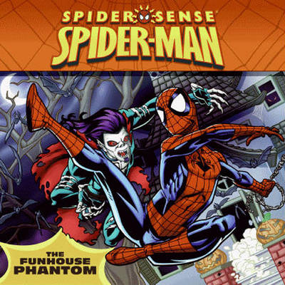Spider-Man Funhouse Phantom by Andy Ball