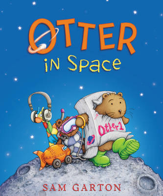 Otter in Space by Sam Garton