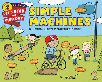 Simple Machines by D. J. Ward
