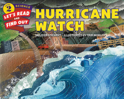 Hurricane Watch by Melissa Stewart