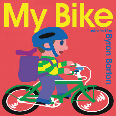 My Bike Lap Book by Byron Barton