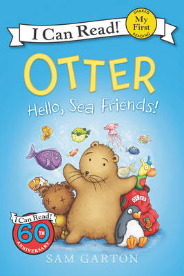 Otter: Hello, Sea Friends! by Sam Garton