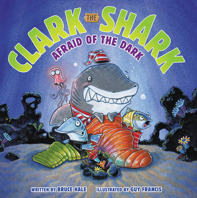 Afraid of the Dark by Bruce Hale