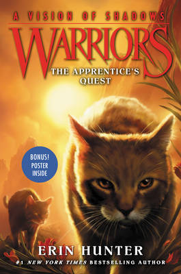 The Apprentice's Quest by Erin Hunter