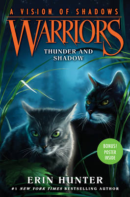 Thunder and Shadow by Erin Hunter