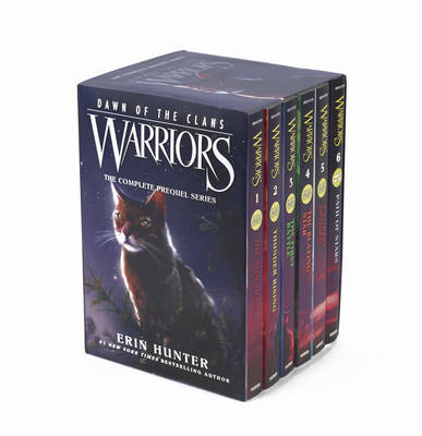 Warriors: Dawn of the Clans Box Set by Erin Hunter