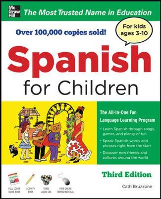 Spanish for Children by Catherine Bruzzone