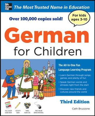 German for Children by Catherine Bruzzone