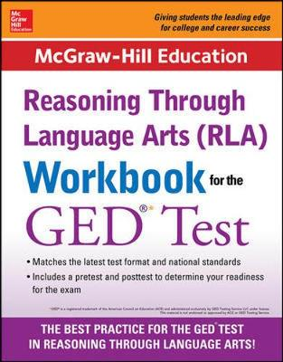 McGraw-Hill Education RLA Workbook for the GED Test by McGraw-Hill Education