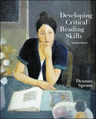 Developing Critical Reading Skills by Deanne Milan Spears