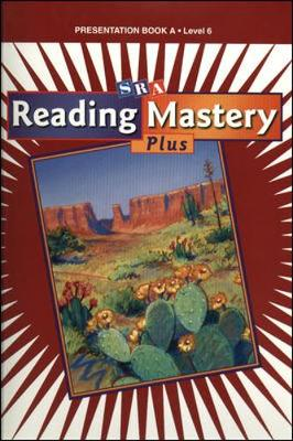 Reading Mastery Presentation Book A by McGraw-Hill Education