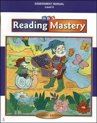 Reading Mastery Classic Level 2, Assessment Manual by McGraw-Hill Education