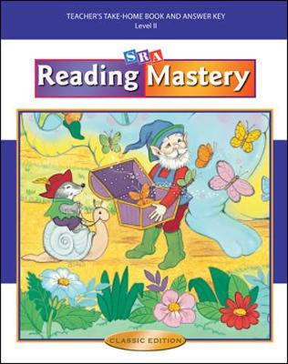 Reading Mastery Teacher's Take-Home Books and Answer Key by WrightGroup/McGraw-Hill, McGraw-Hill Education