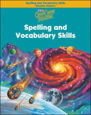 Open Court Reading - Spelling and Vocabulary Skills Blackline Masters - Grade 5 by McGraw-Hill Education