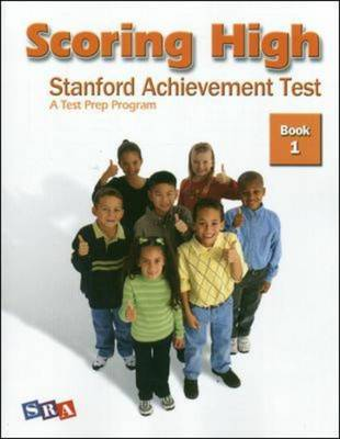 Scoring High on the SAT/10 - Grade 1 by McGraw-Hill Education