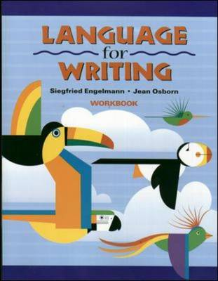 Language for Writing - Student Workbook by McGraw-Hill Education