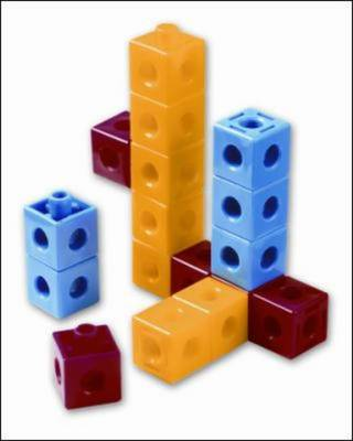 Everyday Mathematics, Grades Pk-K Connecting Cubes by McGraw-Hill Education