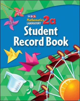 Math Lab 2A - Level 4; Student Record Book by McGraw-Hill Education