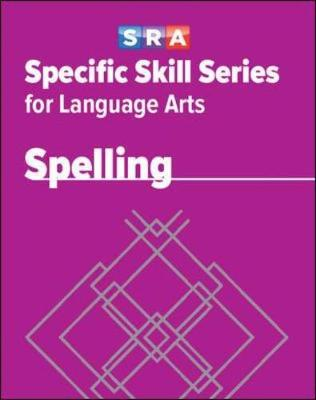 Specific Skill Series for Language Arts - Spelling Book - Level D by