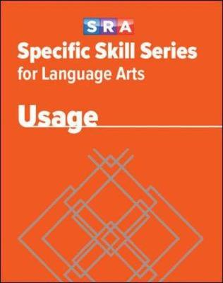 Specific Skill Series for Language Arts - Usage Book - Level H by