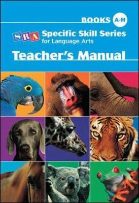 Specific Skill Series for Language Arts - Teacher's Manual by SRA