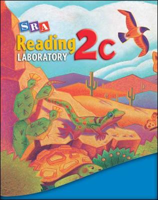 Reading Lab 2C - Complete Kit - Levels 3.0 - 9.0 by Don H. Parker
