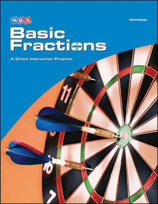 Corrective Mathematics Basic Fractions, Workbook by McGraw-Hill Education