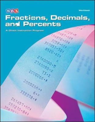 Corrective Mathematics Fractions, Decimals, and Percents, Workbook by McGraw-Hill Education
