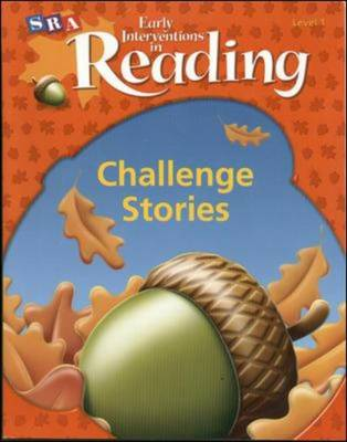 Early Interventions in Reading Level 1, Challenge Stories by Patricia Mathes, Joseph K. Torgesen