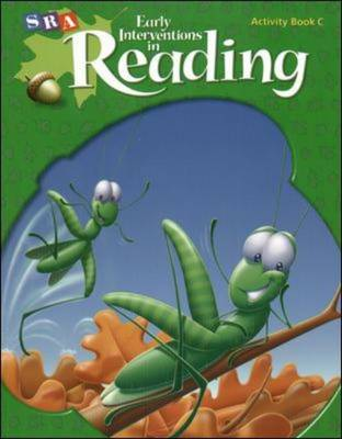 Early Interventions in Reading Level 2, Activity by McGraw-Hill Education