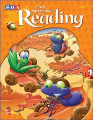 Early Interventions in Reading Level 1, Collection of Individual Story-Time Readers by