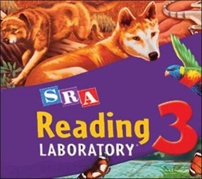 Reading Lab 3a, Student Record Books (Pkg. of 5), Levels 3.5 - 11.0 by Don H. Parker