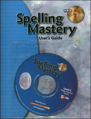Spelling Mastery - I4 Software Single Instructor Version - Level C by