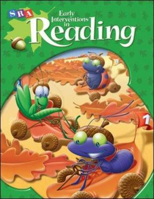 SRA Early Interventions in Reading - Chapter Books by McGraw-Hill Education