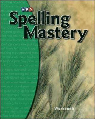 Spelling Mastery - Student Workbook Level B by McGraw-Hill Education