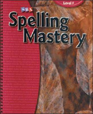 Spelling Mastery Level F, Teacher Materials by McGraw-Hill Education