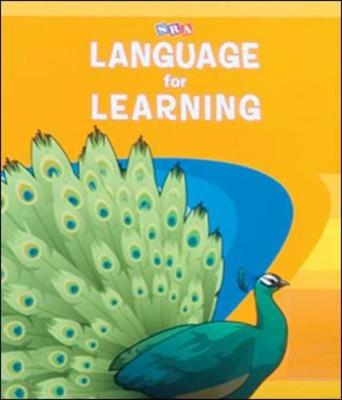 Language for Learning - Language Activity Masters by McGraw-Hill Education