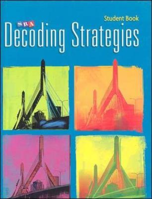 Corrective Reading Decoding Level B1, Student Book Decoding Strategies by McGraw-Hill Education