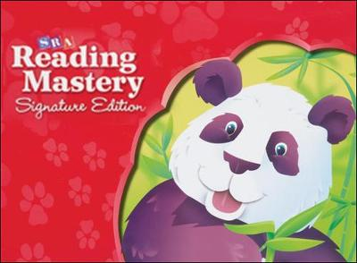 Reading Mastery Reading/Literature Strand Grade K, Workbook A by McGraw-Hill Education