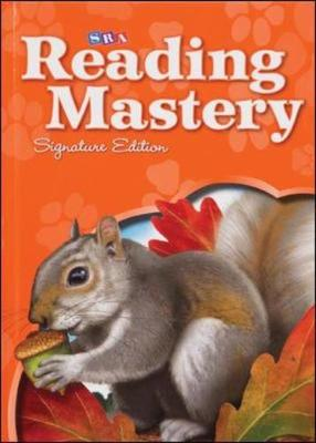 Reading Mastery Reading/Literature Strand Grade 1, Workbook A by McGraw-Hill Education, SRA