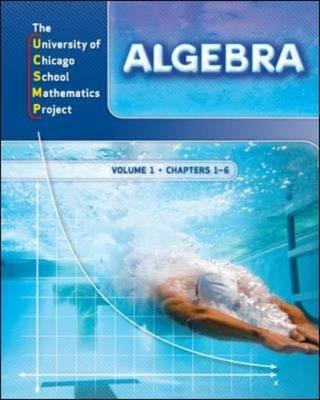 Algebra by UCSMP