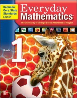 Everyday Mathematics, Grade 1, Skills Link Student Edition by UCSMP, Max Bell