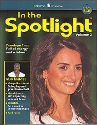 In the Spotlight: Levels F-H by McGraw-Hill Education