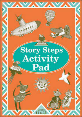 Story Steps Activity Pad 11-15 by