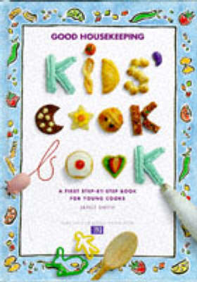 Kid's Cook Book by Janet Smith