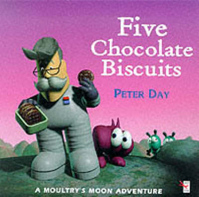 Five Chocolate Biscuits by Peter Day
