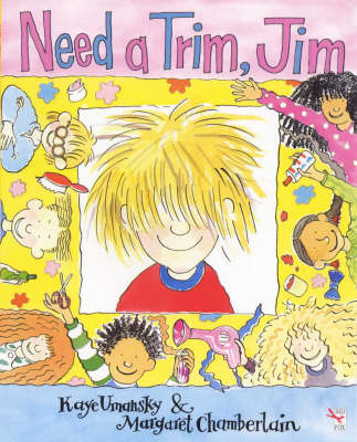 Need a Trim, Jim by Kaye Umansky