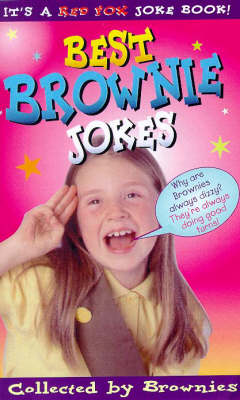 Best Brownie Joke Book by Shelagh McGee